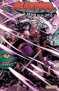 Deadpool (2015-) #29 - Gerry Duggan, Salvador Espin, Reilly Brown