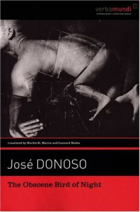 The Obscene Bird of Night (Verba Mundi) - Jose Donoso