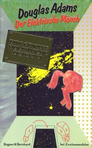 Der Elektrische Mönch (Dirk Gently's Holistische Detektei, #1) - Douglas Adams