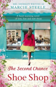 The Second Chance Shoe Shop - Marcie Steele