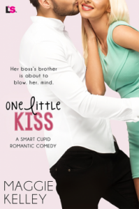 One Little Kiss - Maggie Kelley