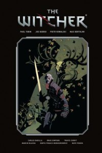 The Witcher, Volume 1 (The Witcher (Dark Horse Comics) #1-3) - Max Bertolini, Paul Tobin, Piotr Kowalski, Joe Querio