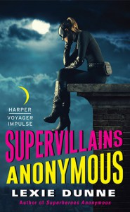 Supervillains Anonymous - Lexie Dunne