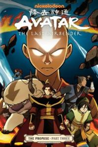 Avatar: The Last Airbender: The Promise, Part 3 - Gurihiru, Michael Dante DiMartino, Bryan Konietzko, Gene Luen Yang