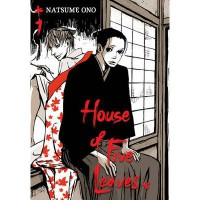 House of Five Leaves, Vol. 1 - Natsume Ono, Joe Yamazaki