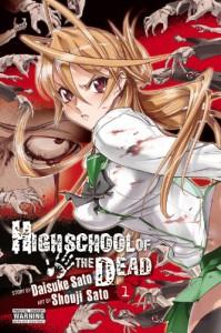 Highschool of the Dead Volume 01 - Daisuke Sato