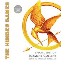 The Hunger Games - Suzanne  Collins, Tatiana Maslany