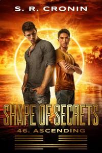 Shape of Secrets (46. Ascending #2) - Sherrie Cronin