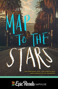 Map to the Stars - Jen Malone
