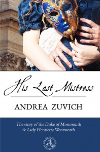 His Last Mistress - Andrea Zuvich