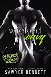 Wicked Envy (The Wicked Horse Vegas) (Volume 3) - Sawyer Bennett