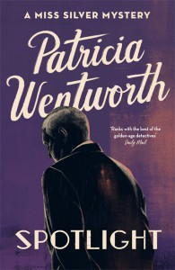 Spotlight - Patricia Wentworth