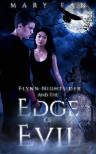 Flynn Nightsider and the Edge of Evil - Mary Fan