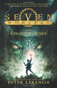 The Colossus Rises - Mike Reagan, Peter Lerangis