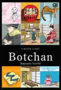 Botchan - Sōseki Natsume, Martin Dima, Indah Santi Pratidina
