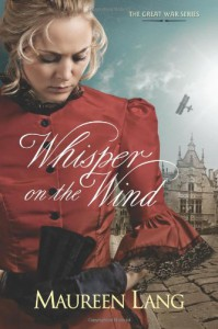Whisper on the Wind - Maureen Lang
