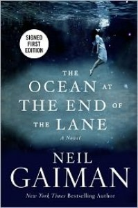 The Ocean at the End of the Lane (Signed Edition) - Neil Gaiman
