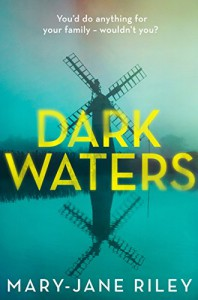 Dark waters - Mary-Jane Riley