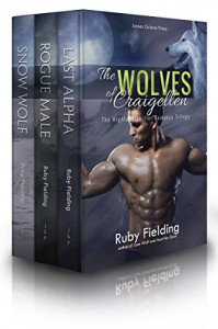 The Wolves of Craigellen: The Complete Highland Shifter Romance Trilogy - Ruby Fielding
