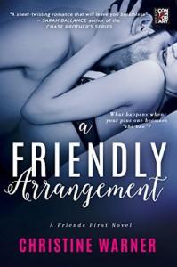 A Friendly Arrangement - Christine Warner