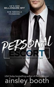 Personal Escort - Ainsley Booth