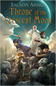 Throne of the Crescent Moon -