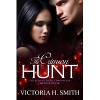 The Crimson Hunt (Eldaen Light Chronicles, #1) - Victoria H. Smith