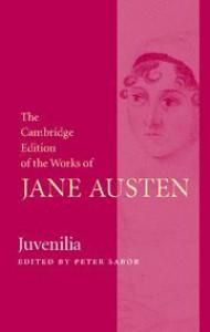 Juvenilia - Jane Austen, Peter Sabor