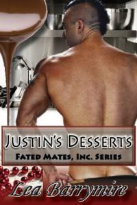 Justin's Desserts - Lea Barrymire