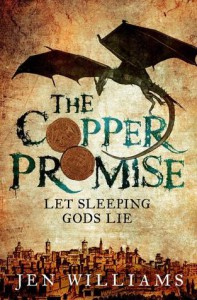 The Copper Promise - Jen Williams