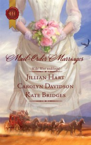 Mail-Order Marriages: Rocky Mountain WeddingMarried in MissouriHer Alaskan Groom (Harlequin Historical) - 'Jillian Hart',  'Carolyn Davidson',  'Kate Bridges'