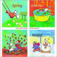 Lily and Trooper All Year Round - Jung-Hee Spetter