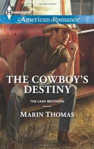 The Cowboy's Destiny - Marin Thomas