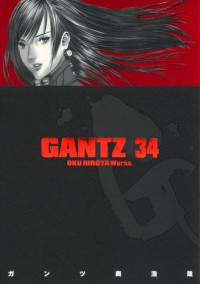 Gantz/34 - Hiroya Oku