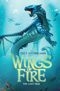 The Lost Heir - Tui T. Sutherland
