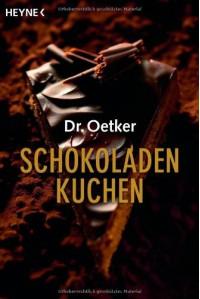 Dr. Oetker Schokoladenkuchen - Jasmin Gromzik