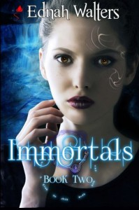 Immortals (Book two) - Ednah Walters