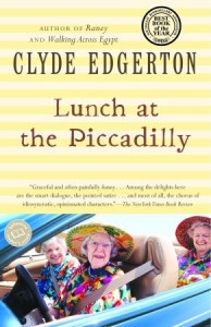 Lunch at the Piccadilly - Clyde Edgerton