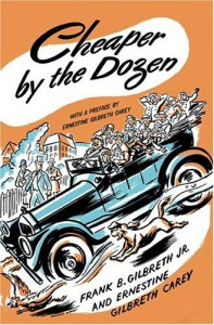 Cheaper by the Dozen - Frank B. Gilbreth Jr., Ernestine Gilbreth Carey, Donald McKay