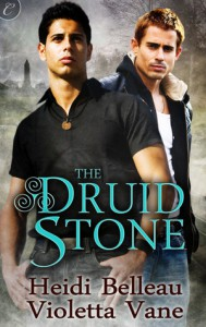 The Druid Stone - Heidi Belleau, Violetta Vane