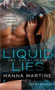 Liquid Lies  - Hanna Martine