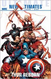 Ultimate Comics New Ultimates: Thor Reborn - Jeph Loeb, Frank Cho