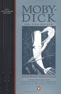 Moby-Dick: or, The Whale (Penguin Classics Deluxe Edition) - Herman Melville