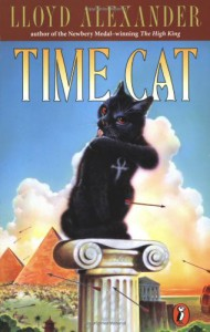 Time Cat - Lloyd Alexander