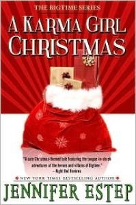 A Karma Girl Christmas - Jennifer Estep