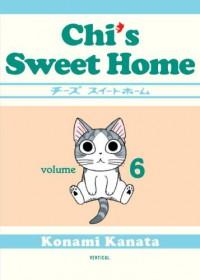 Chi's Sweet Home, Volume 6 - Kanata Konami