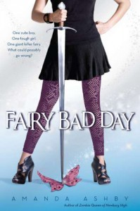 Fairy Bad Day - Amanda Ashby