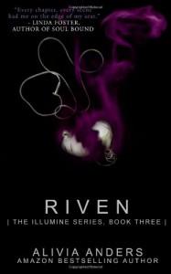 Riven - Alivia Anders