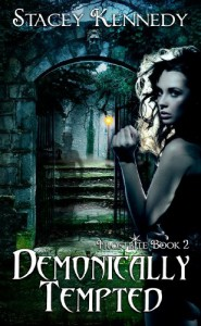 Demonically Tempted (Frostbite, #2) - Stacey Kennedy