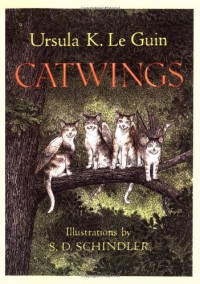 Catwings - Ursula K. Le Guin, S.D. Schindler